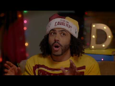 Daveed Diggs' 'Carol of the Basketballs': Cavaliers vs. Warriors | ESPN