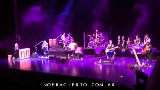 La Soledad - Reevolución, No Te Va Gustar, Auditorio Sodre, 22-03-14