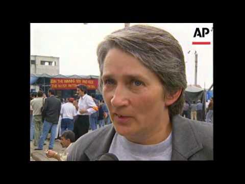 BELGIUM: EUROPEAN PEACE TRAIN JOURNEY TO KURDISTAN IS CANCELLED