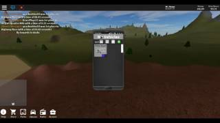 HOW TO GET THE LOST ACHIEVEMENT IN VEHICLE SIMULATOR ROBLOX