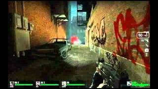 Left 4 Dead - Zombieland Gameplay (PC - Max Settings)