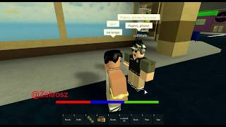 Roblox Immigrant Chase