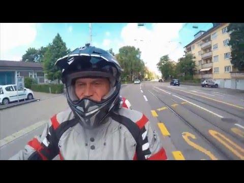 Part 6 A nice trip from Zürich to Rapperswil Einsiedeln Schwyz and back home lake Balaton