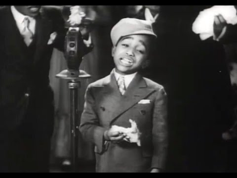 Rufus Jones For President w Sammy Davis Jr. 1933