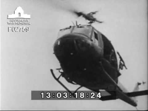 Medical evacuation by helicopters in Vietnam