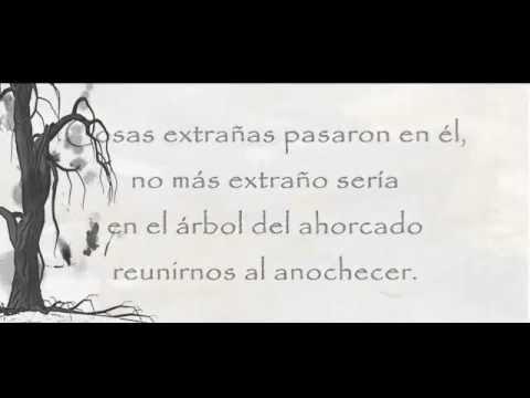 El Árbol del Ahorcado (con letra en español)
