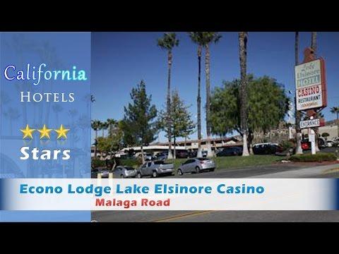 Econo Lodge Lake Elsinore Casino - Lake Elsinore Hotels, California