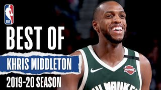 Khris Middleton Full 2019-20 Season Highlights