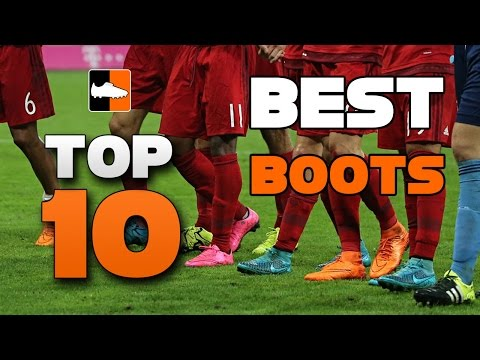 Top 10 Football Boots for your 2015-16...