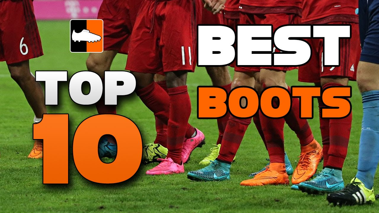 dd488a91061 Top 10 Football Boots for your 2015-16 Season - YouTube