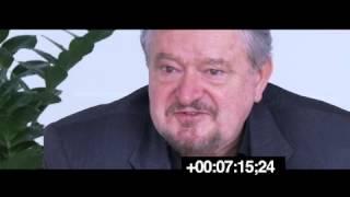Celý záznam rozhovoru s Prof. Milanem Zeleným ve Zlíně by Blue Events