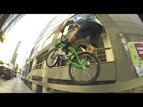 BMX -RE-UP: STEVEN HAMILTON SIGNATURE PEDAL PROMO