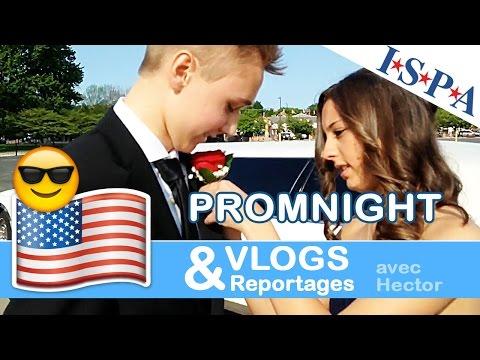 BAL de PROMO aux USA - VLOG #10 - Hector avec ISPA