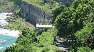 Zip Lining in Niagara Falls