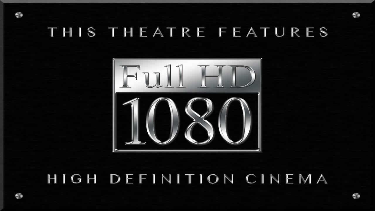 1080p Full HD Logo [ black ] - YouTube
