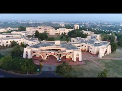 Bird's View of IIM Indore