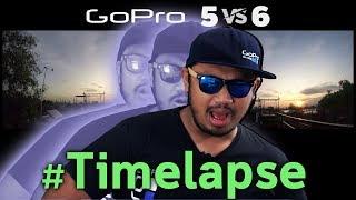 รีวิวเปรียบเทียบ GoPro 6 vs. GoPro 5 Video Timelapse ใช้ตัวไหนดี