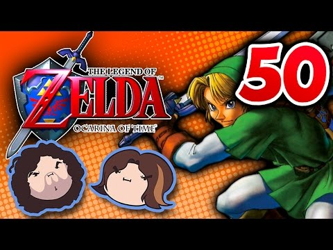 Zelda Ocarina of Time: Darn Directors - PART 50 - Game Grumps