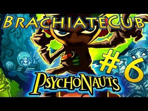 Psychonauts #6: Levitation