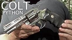 Python Stainless Magnum 357 Colt Steel