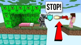 - Minecraft SURPRISE GRINCH LUCKY BLOCK BEDWARS Modded Mini Game