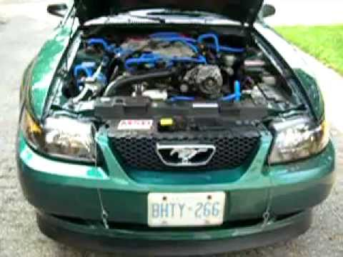 hqdefault 2000 v6 mustang youtube 2000 mustang v6 spark plug wiring diagram at edmiracle.co
