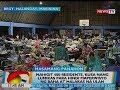 BT: Mahigit 400 residente, kusa nang lumikas para hindi maperwisyo ng baha at malakas na ulan