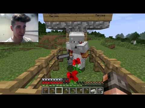 Minecraft Hardcore: co-op /w Bercea Sez #2 Ep #3