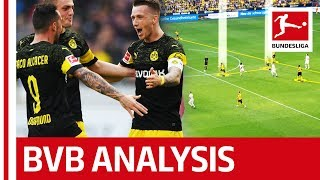 Dortmund's Recipe For Success in Der Klassiker vs. FC Bayern München