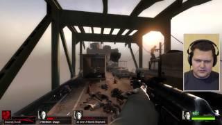 [Эксперт, Реализм] Прохождение Left 4 Dead 2 - Приход (часть 4)