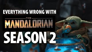 Everything Wrong With The Mandalorian Season 2