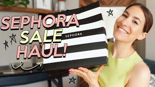 SEPHORA VIB SALE HAUL & TOP Recommendations! | Jamie Paige