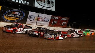 NASCAR First-Time Winners at Eldora Speedway