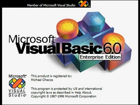 Cara Menyimpan Hasil Program Visual Basic