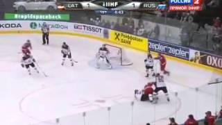 Латвия 1:4 Россия Чемпионат мира по хоккею 2014(, 2014-05-17T15:42:52.000Z)