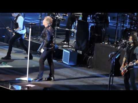 Bon Jovi - It's My LifeLIVE 2017