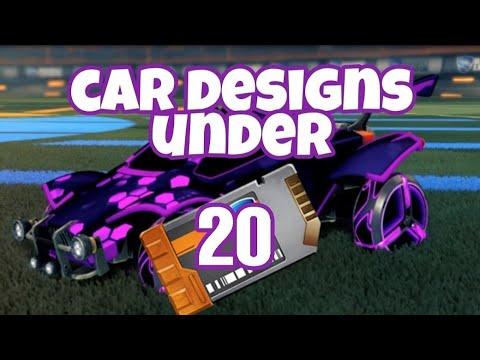 Best Car Designs | Rocket League