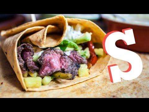 How to make Steak Fajitas - SORTED