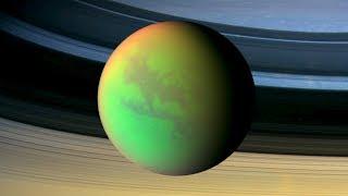 Cassini's Infrared Saturn thumbnail