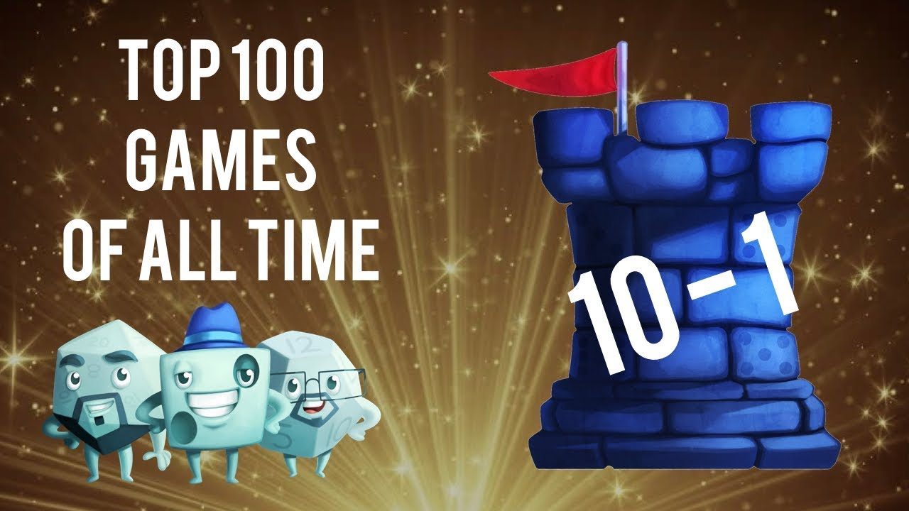 Top 100 Handy Games