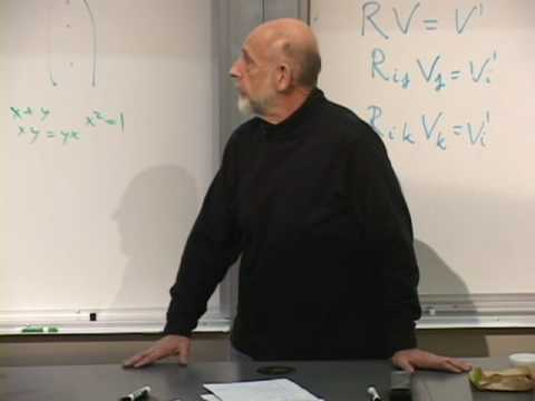 Lecture 3 | New Revolutions in Particle Physics: Standard Mo