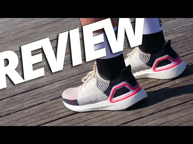 Seminario rasguño licencia  Adidas Ultra Boost 19 REVIEW - YouTube