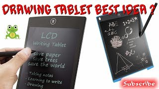 Drawing LCD Tablet  review good present for kids in 2018