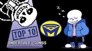 Top Ten Best Undertale Songs - Man on the Internet (Joke)