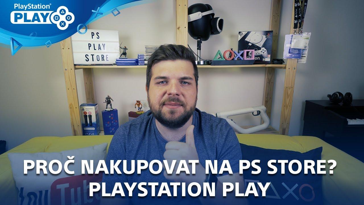 Proč nakupovat na PlayStation Store? | PlayStation Play