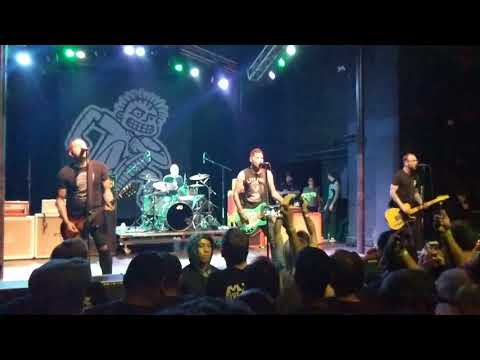 MxPx - Let's Ride - Live @ The Observatory in Santa Ana, California 7/6/18
