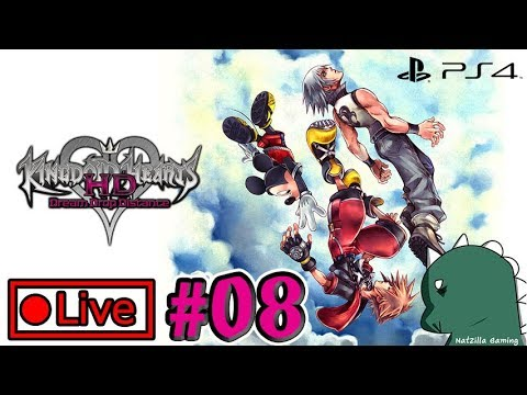 [KH3DHD]Live broadcast #08