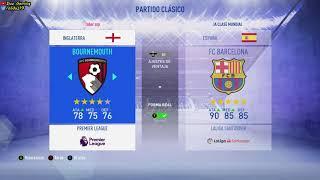 FIFA 19 - Todos los Equipos, Ligas y Medias/All Teams, Leagues & Ratings