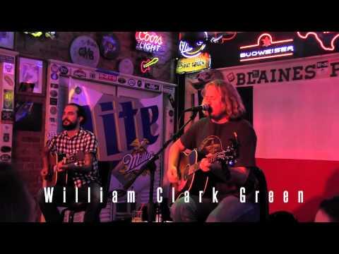 """William Clark Green """"Rose Queen"""" at Blaine's Pub"""