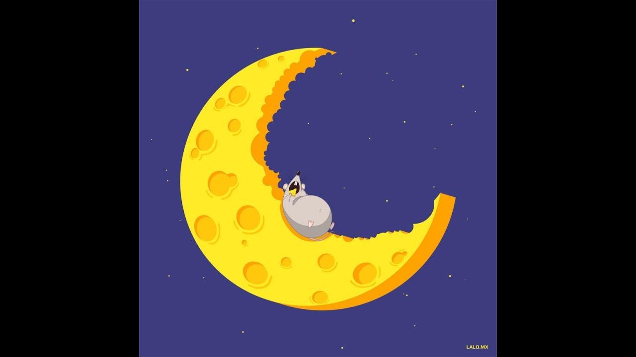 La Luna Es Un Queso